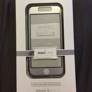 iPhone 6 Case Silver