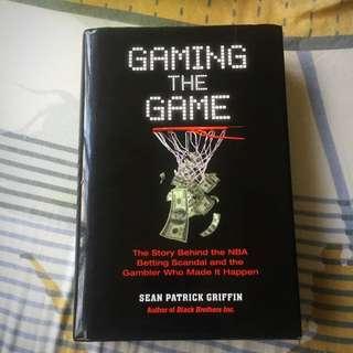 Gaming The Game Hardbound