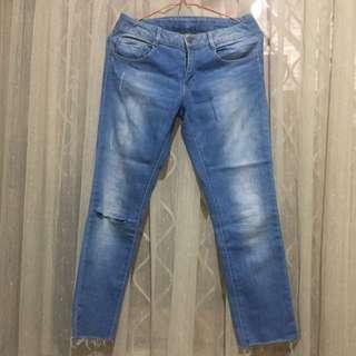 ZARA KIDS Ripped Jeans