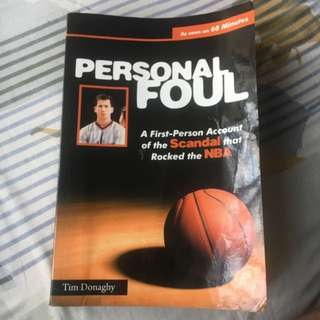Personal Foul - Tim Donaghy