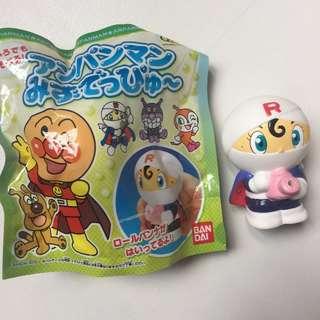 面包超人 Adnpanman 螺旋麵包超人 噴水玩具