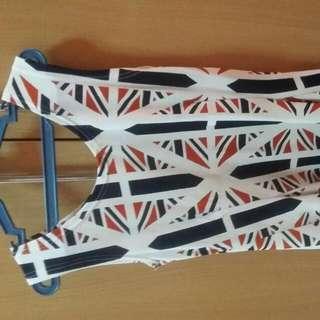 British Flag Inspired Dress