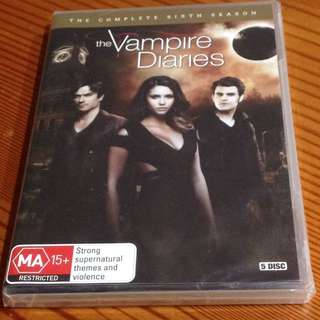 Season Six Vampire Diaries