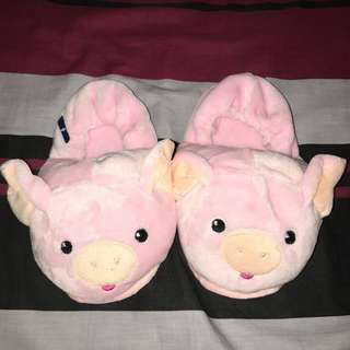 Piggy Bedroom Slippers
