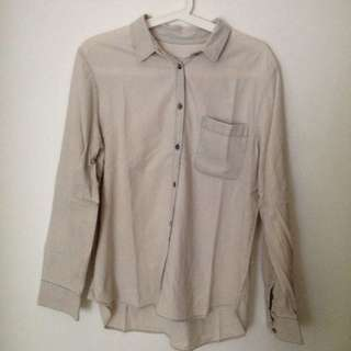 American Eagle Outfitters Boyfriend Shirt