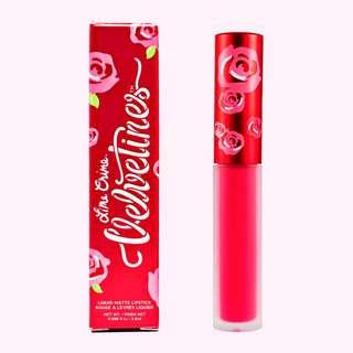 Lime Crime Velvetine Matte Lipstick / Lip Cream in True Love