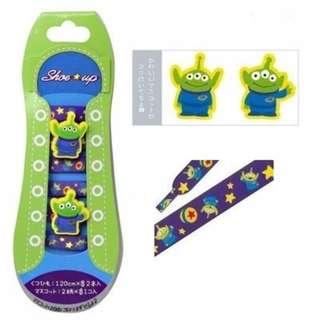Disney玩具總動員三眼怪*造型鞋帶