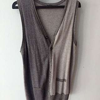 ZARA Original Men's Sweater Vest