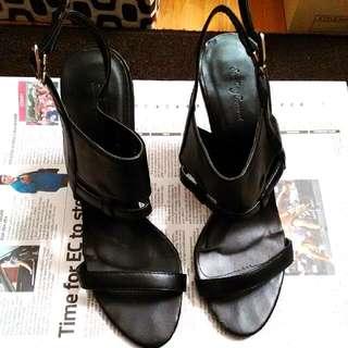 Something Borrowed Strappy Heels