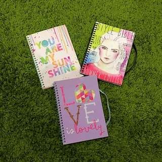 Typo Lined Notebooks