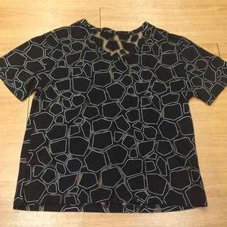 韓✨透視感T恤