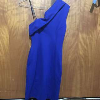 Formal Blue Forever New Dress