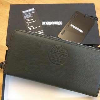 NEIGHBORHOOD LONG PURSE  Made in Japan 日本製  原價$39960日元 ,現特價發售  Brandnew 皮革製品