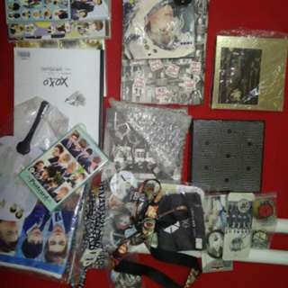 Exo Merchandise