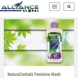 NaturaCentials Feminine Wash