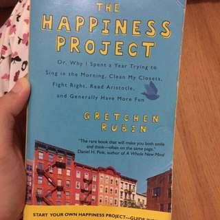 Buku The Happiness Project