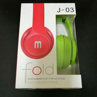 Stereo Headphone J-03