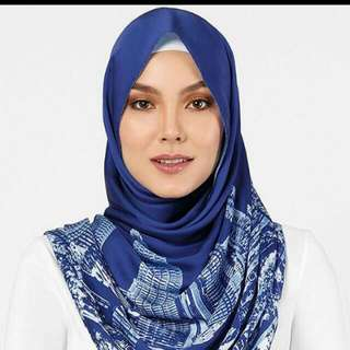Duckscarves KL - Deep Blue