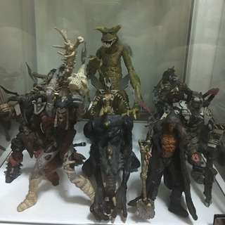 Spawn Collectibles
