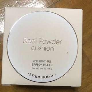 便宜賣)EtudeHouse 棉花糖柔妍氣墊粉餅補充蕊