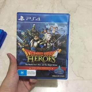 Kaset Ps4 Dragon Quest