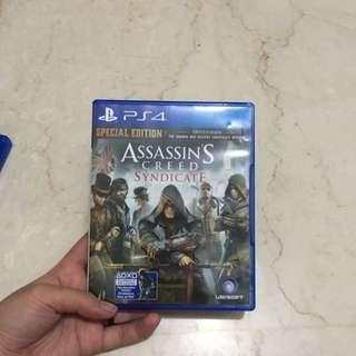 Kaset Ps4 Assassins Creed