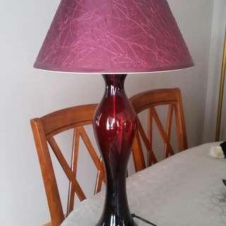 Lamp $30 OBO
