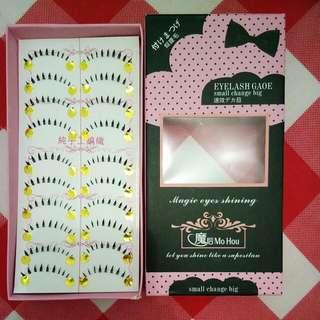 Taiwanese False Under Eyelashes 02 (1 Box)