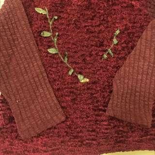二手高領毛衣