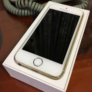 Apple iPhone 5s (16g)土豪金