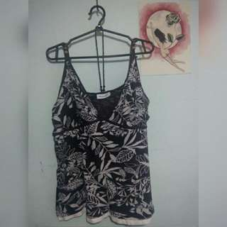 Yessica boho style top (size L)