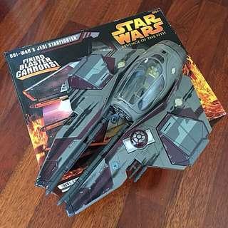 StarWars Obi Wan's Jedi Starfighter Toy