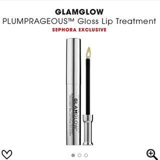 BN GLAMGLOW PLUMPRAGEOUS™ Gloss Lip Treatment