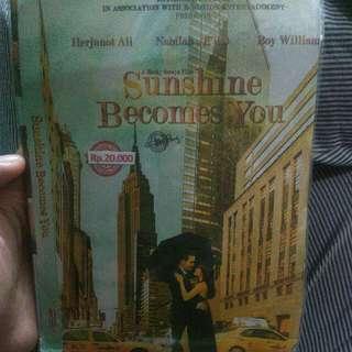 dvd sunshines becomes you