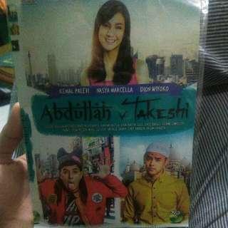 dvd abdullah vs takeshi