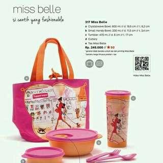 Tupperware Miss Belle