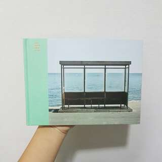[WTS] BTS YNWA ALBUM (MINT/LEFT VER.)