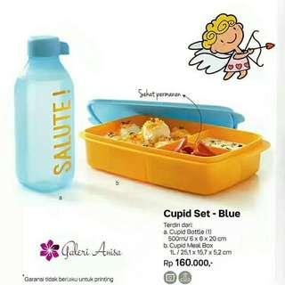 Tupperware Cupit Set Blue