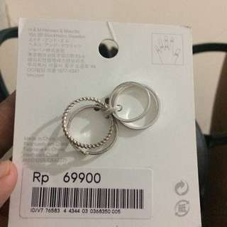 H&M Rings Set