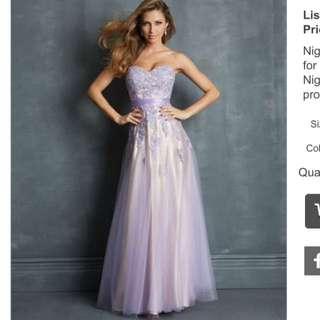 Night Moves Prom Dress