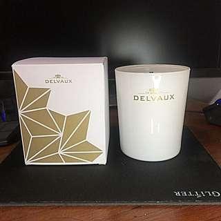 比利時愛馬仕Delvaux 精品蠟燭