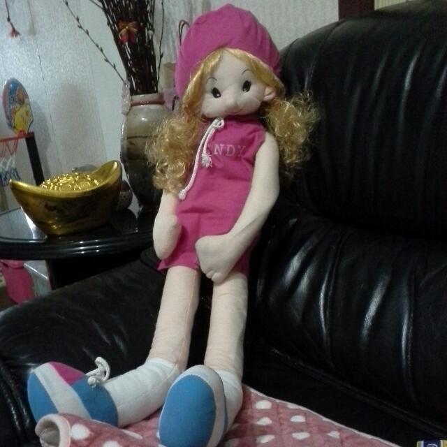 女布娃娃等身高