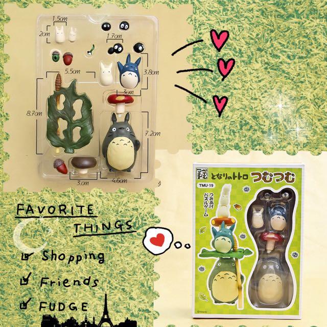 日本代購 龍貓系列公仔