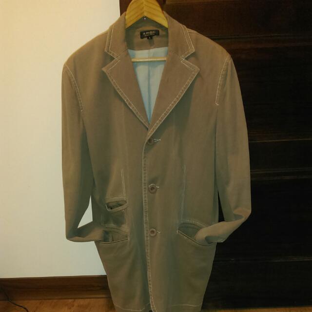 木野直仁西裝式休閒外套