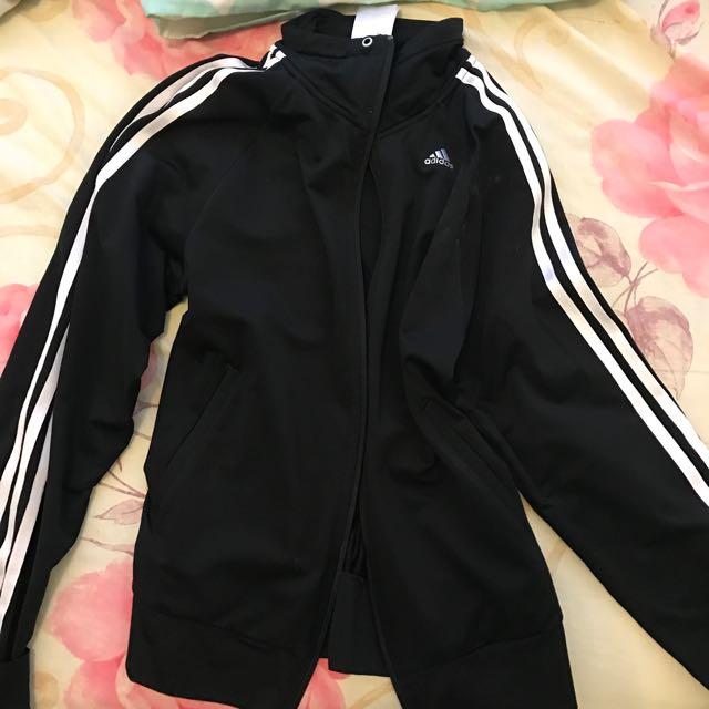 Adidas Originals jacket- black