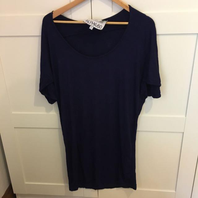 Alpha 60 T-shirt Dress