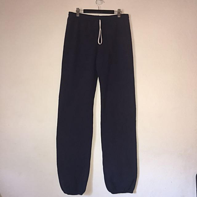American Apparel Medium Tall New Without Tags Track Pants