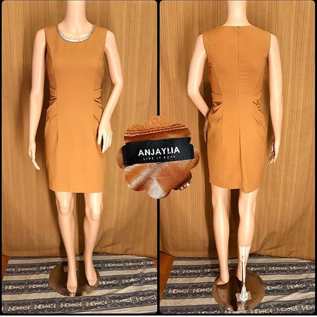 Anjaylia Dress