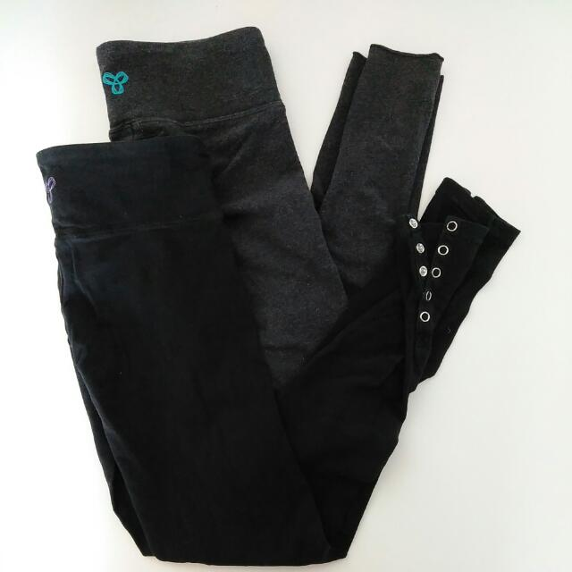 Aritzia: TNA Equator Leggings (2 Pairs)