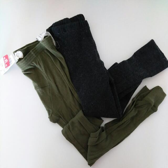Aritzia: Wilfred And Wilfred Free Leggings (2 Pairs)